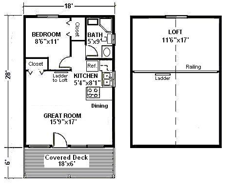 Deerfern - floor plan