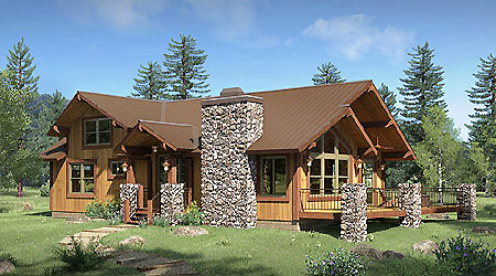Cabin Kit Homes Mill Direct Pre Built Prefab
