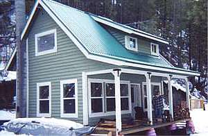 cabin kit homes mill direct customer direct save thousands On redstone home kits