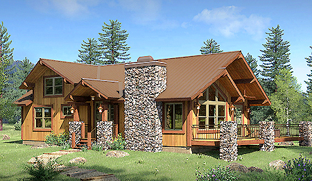 Cabin kit homes mill direct pre built prefab for Panelized cabins