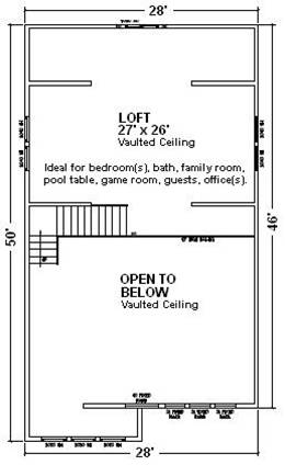 "New _ The ""Peaks"" Model - Loft plan"